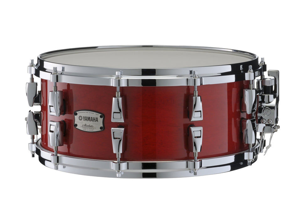 "Yamaha 14"" x 6"" Absolute Hybrid Maple Snare Drum"