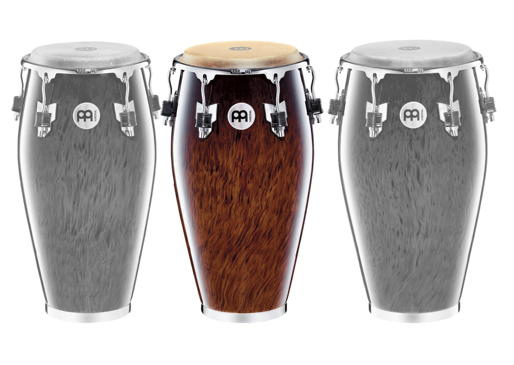 "Meinl MP1134BB Professional Series 11 3/4"" Conga - Brown Burl"