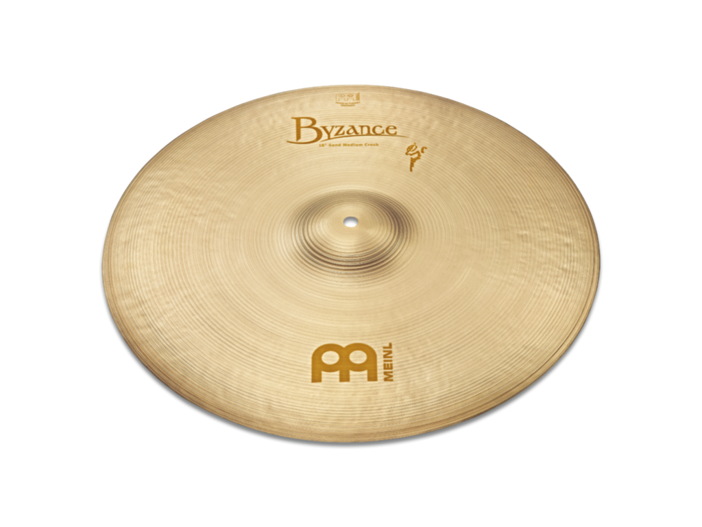 Meinl Byzance Vintage Sand Medium Crash Cymbal