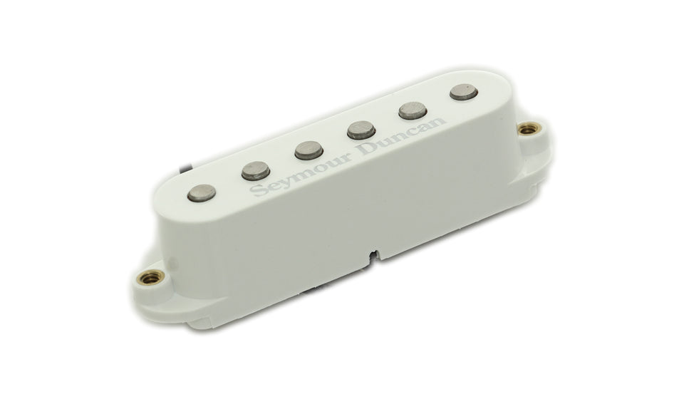 Seymour Duncan STK-S4N Stack Plus Neck Pickup For Stratocaster, White