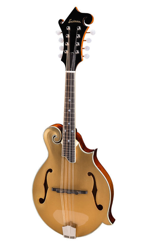 Eastman MD415-GD F-Style Mandolin, Gold