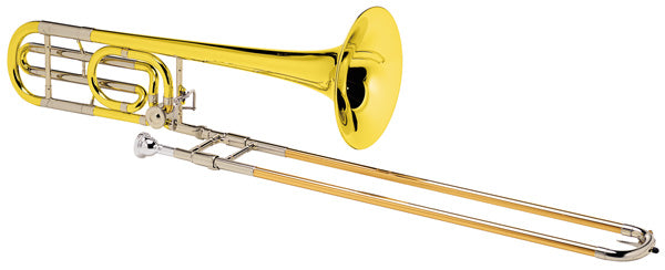 Conn 88HY Tenor Trombone Outfit