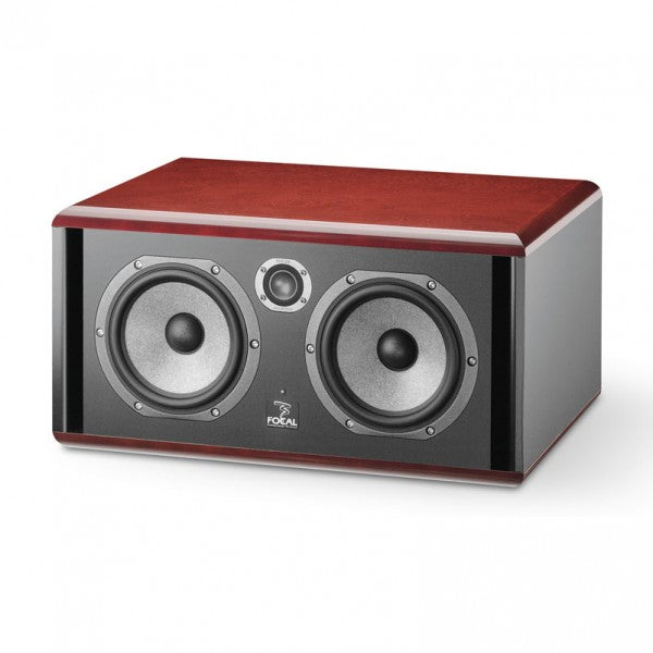 Focal TWIN 6Be Active Three Way Monitor - Red (Single)