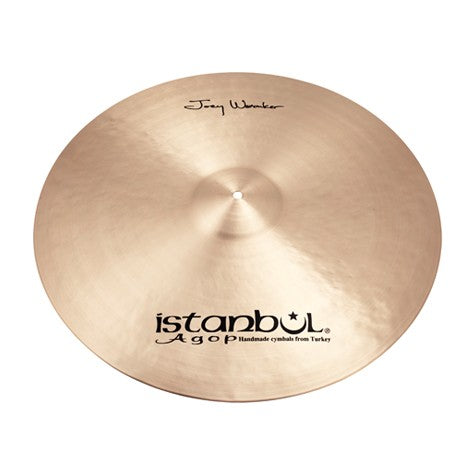 "Istanbul Agop 24"" Joey Waronker Signature Ride Cymbal"