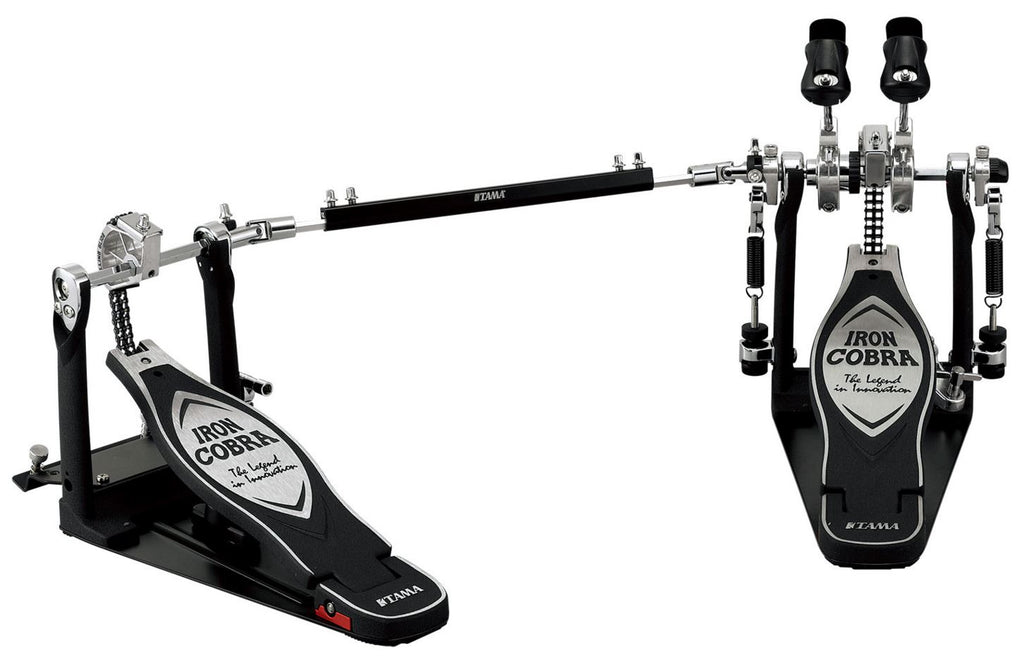 Tama HP900RWN Iron Cobra 900 Bass Drum Twin Pedal - Rolling Glide Cam