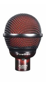 Audix FireBall Ultra-small Professional Dynamic Instrument Microphone
