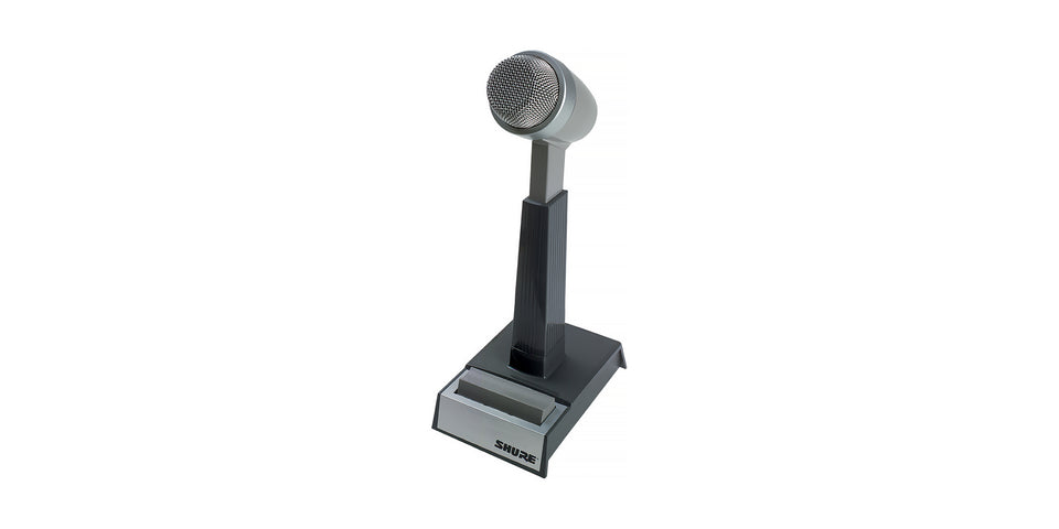 Shure 522 Desktop Voice Communication Microphone