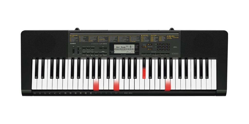 Casio LK-265 61 Key Keyboard w/ Lighted Keys