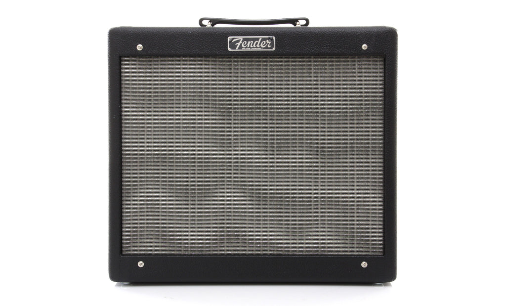 Fender Blues Junior III 15w Tube Combo Amplifier - Black