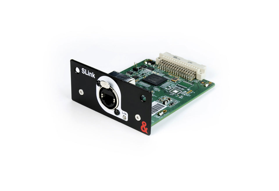 Allen & Heath SQ Link Audio Networking Card