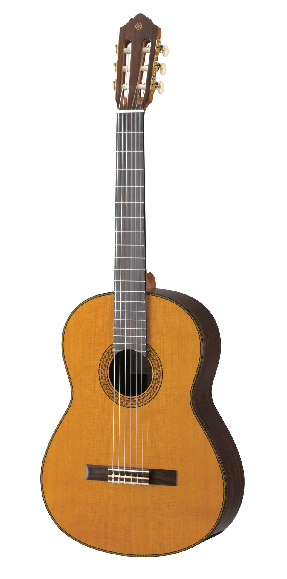 Yamaha CG192C Nylon String Classical Guitar - Cedar Top