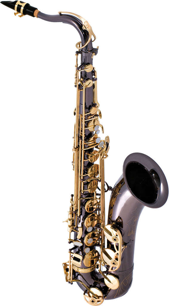 Selmer STS280RB Step-Up Model Tenor Saxophone Outfit, Black Lacquer