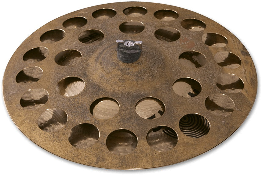 "Sabian 25002SX ""The Sizzler"" Stack Combo Cymbal"