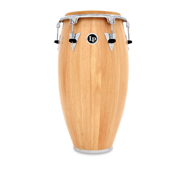 LP LP552T-AWC Classic Top-Tuning Tumba, 12 1/2-Inches, Natural/Chrome