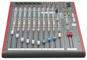 Allen & Heath ZED-12FX Live / Recording Mixer