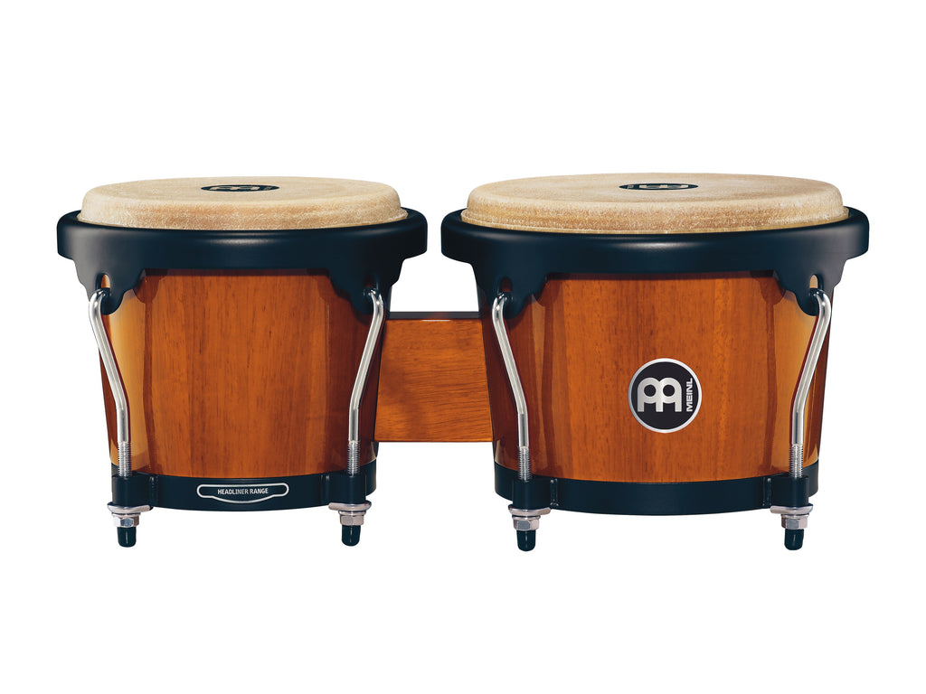 Meinl HB100MA Headliner Series Bongos - Maple