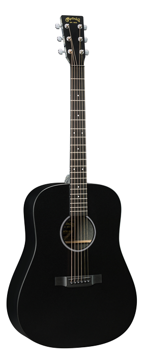 Martin DXAE Acoustic Electric Guitar - Black