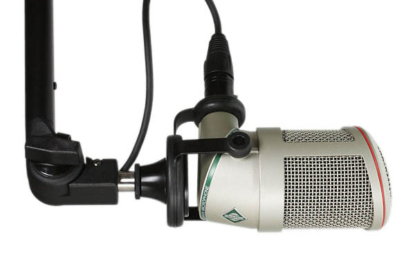 Neumann BCM 705 Dynamic Broadcast Microphone - Nickel