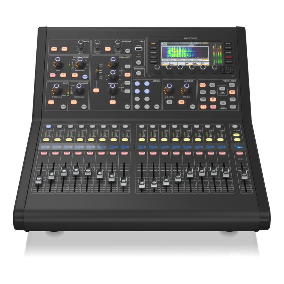 Midas M32R LIVE 32-Channel Compact Digital Mixer (USED)