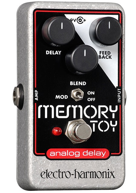 Electro Harmonix Memory Toy Analog Delay W/ Modulation
