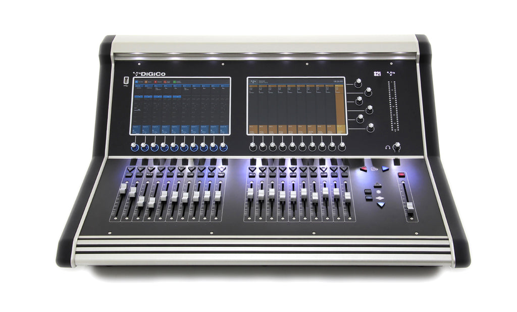 DigiCo S21 Digital Console And Live Surface