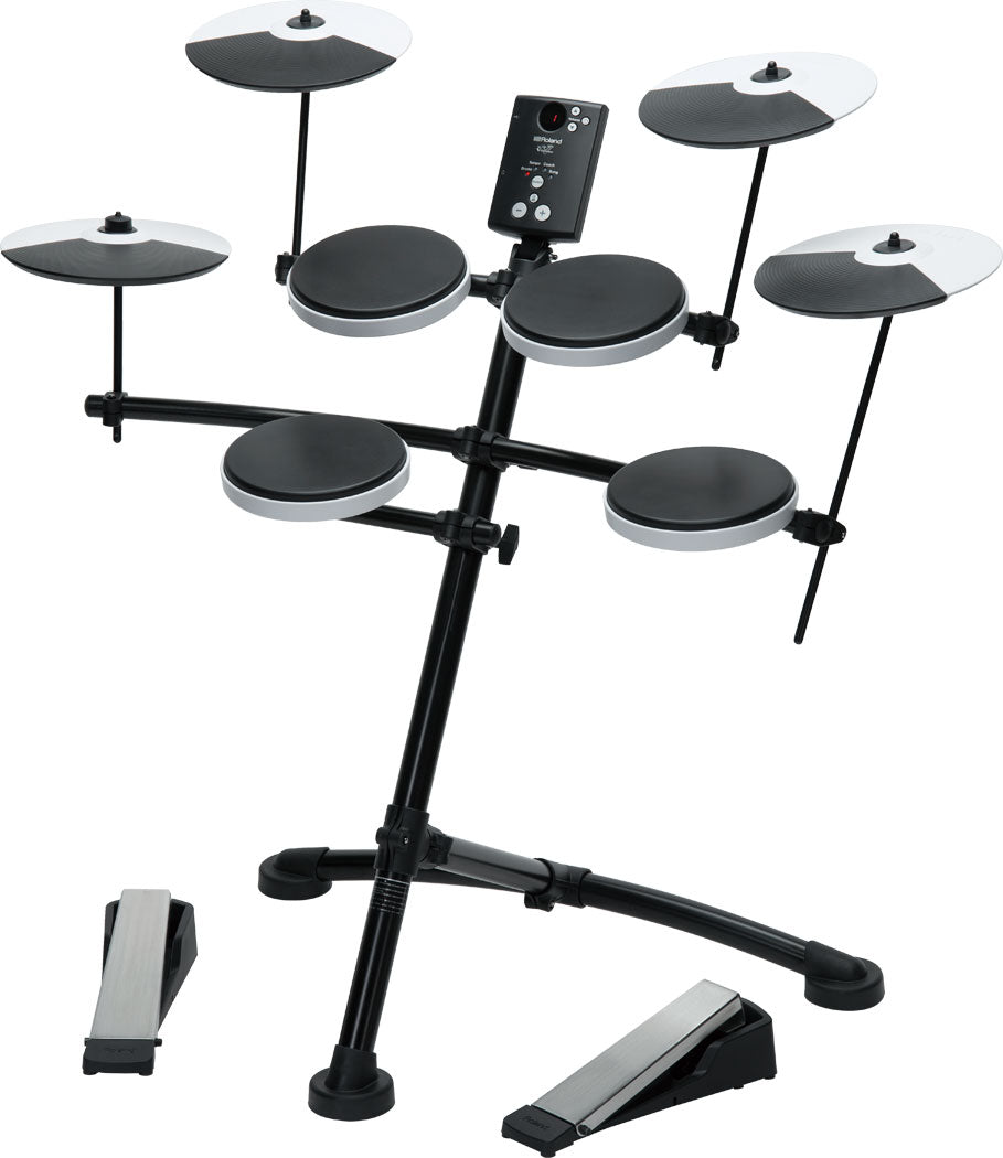 Roland TD-1K Entry-Level V-Drum Set With Stand