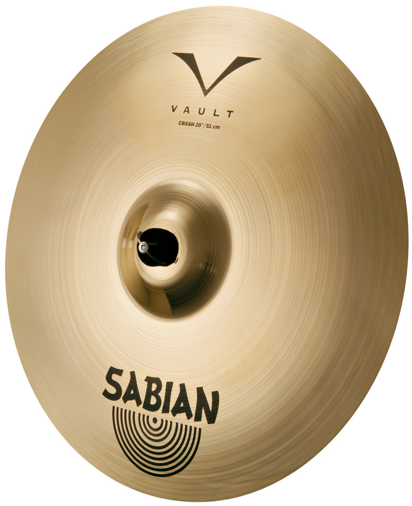 "Sabian 20"" Artisan Crash Cymbal Brilliant Finish"
