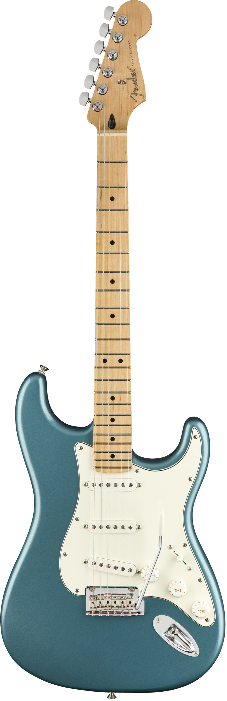 Fender Player Stratocaster Electric Guitar, Maple Fingerboard