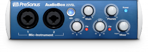 PreSonus AudioBox 22VSL Interface