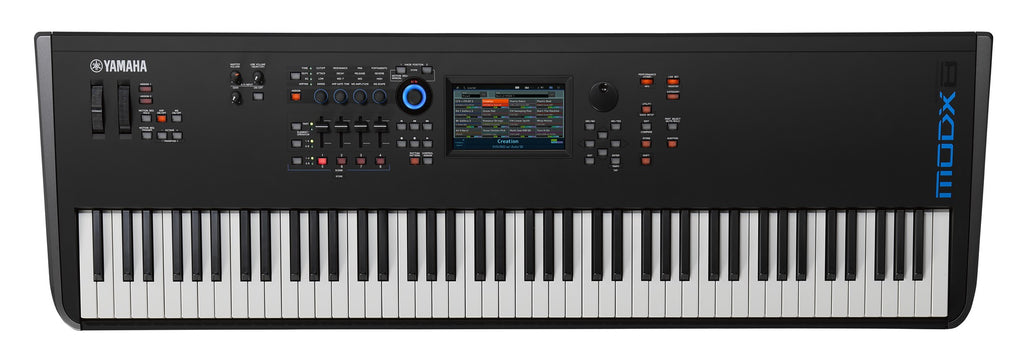 Yamaha MODX8 88-Key Midrange Synthesizer