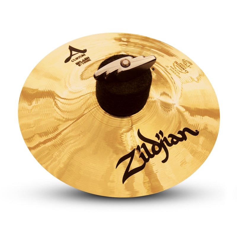 "Zildjian 6"" A CUSTOM Splash Cymbal"