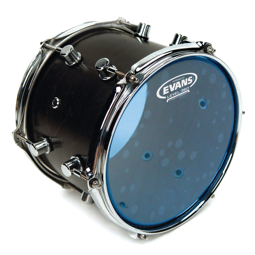 "Evans 18"" Hydraulic Blue Drum Head"