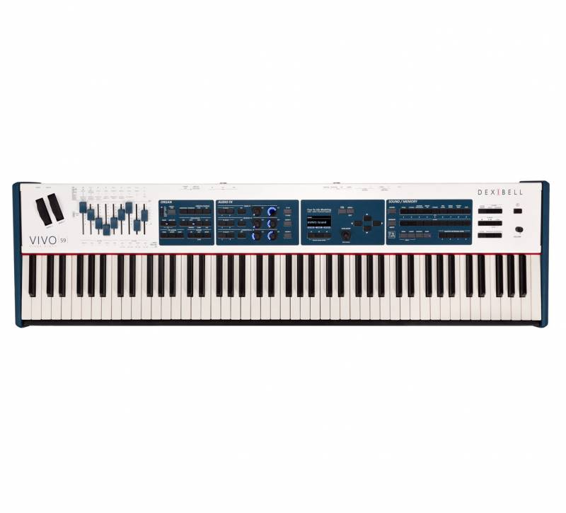 Dexibell VIVO S9 88-Key Digital Stage Piano