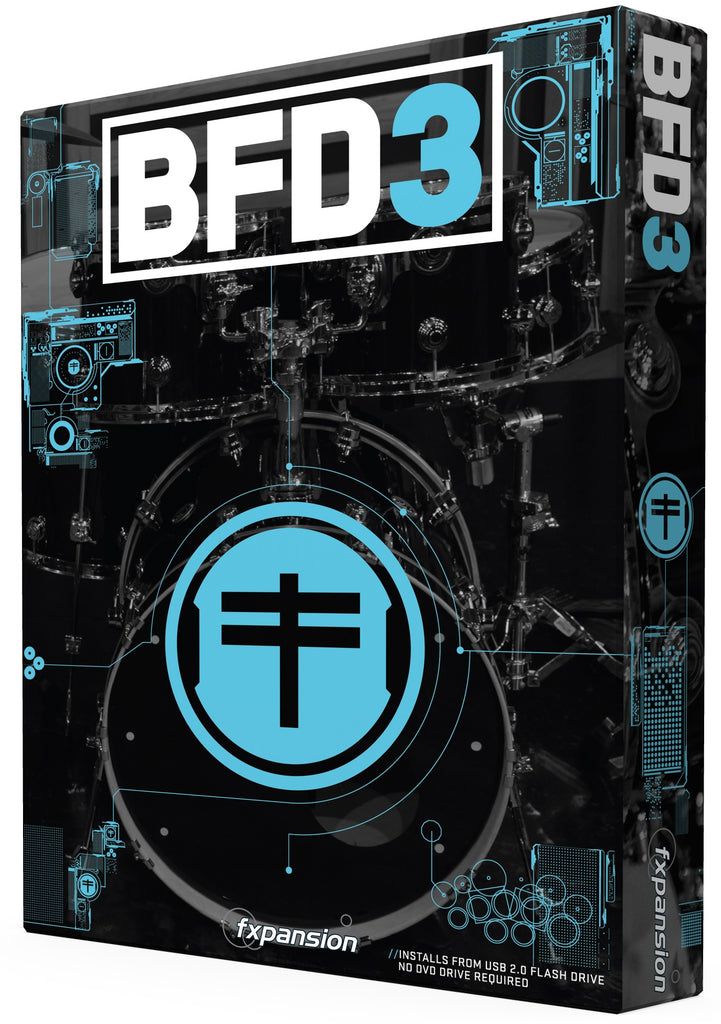 FXpansion BFD3 Upgrade From BFD2 Or BFD Eco NFUZD - Digital Delivery