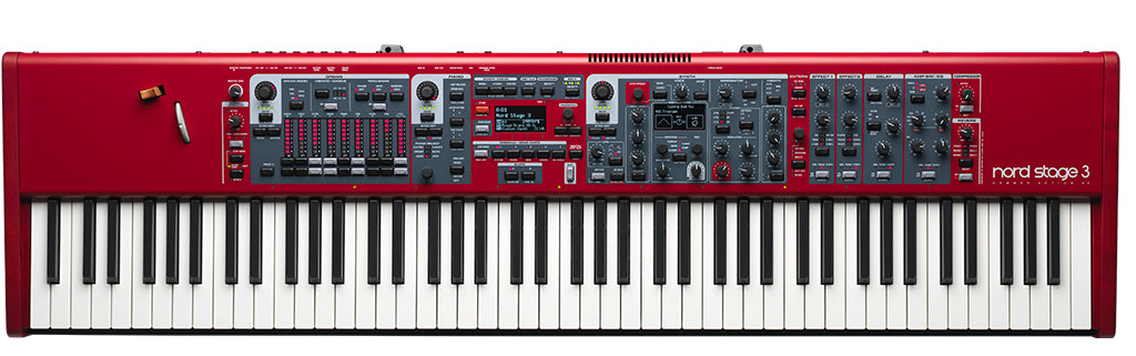 Nord Stage 3 88 Key Hammer Action Stage Piano / Synthesizer