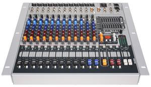 Peavey XR 1212 Dual 600W Console Style 12 Channel Powered Mixer
