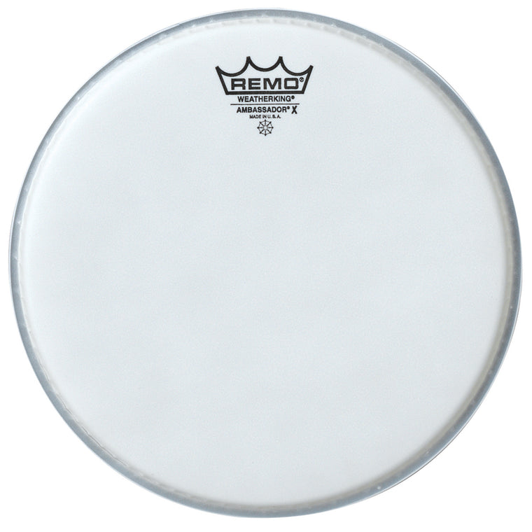 "Remo 15"" Coated Ambassador X Drum Head"