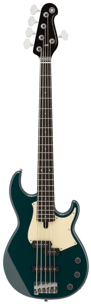 Yamaha BB435 TB 5 String Electric Bass Guitar - Teal Blue