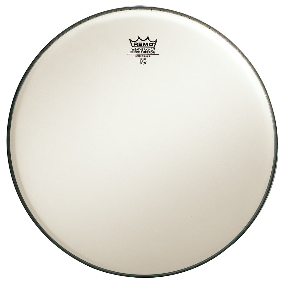 "Remo 18"" Suede Emperor Drum Head"