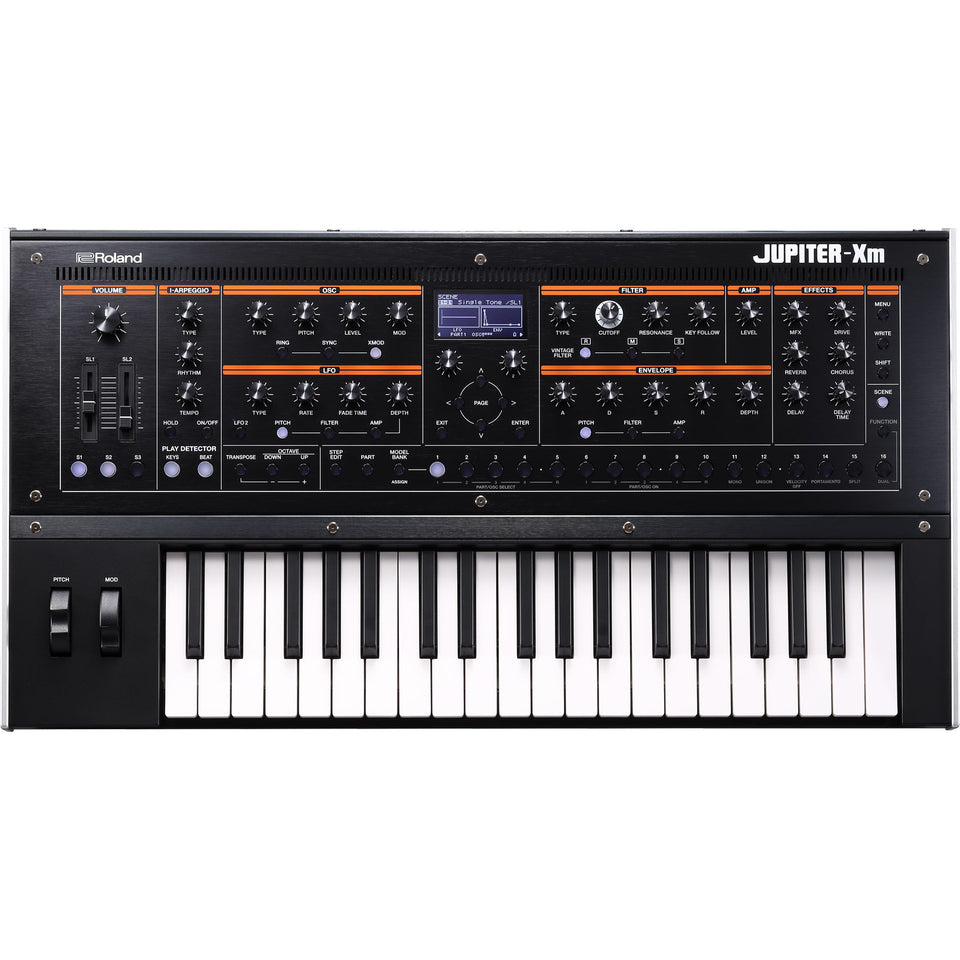 Roland Jupiter-Xm 37-Key Synthesizer