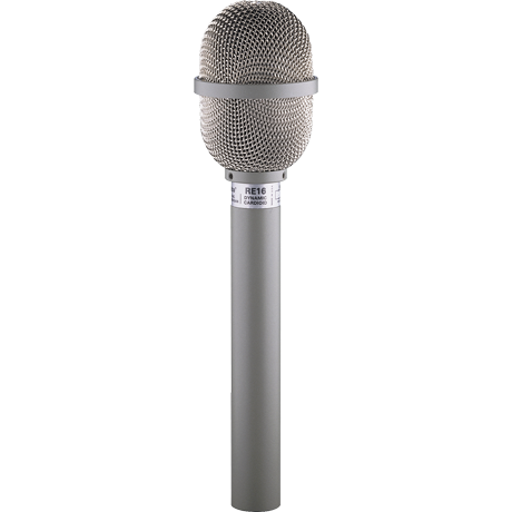 Electro-Voice RE16 Variable-D Dynamic Supercardioid Microphone w/ Pop Filter
