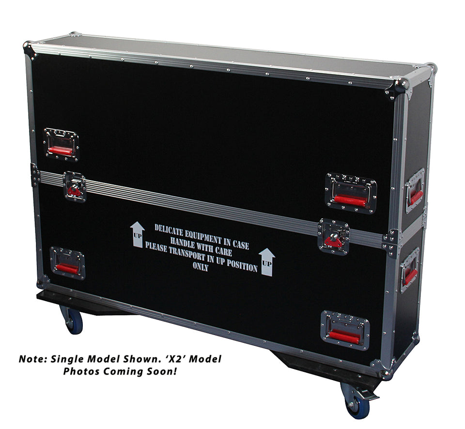Gator G-TOURLCDV2-4350-X2 G-Tour Case