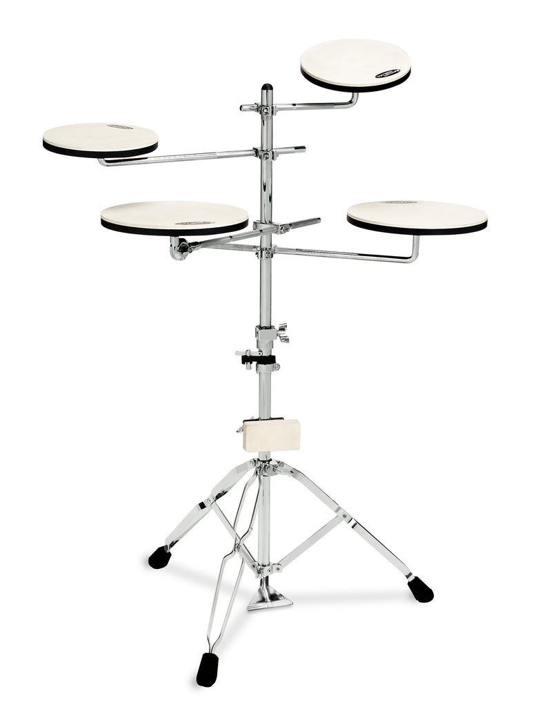 Drum Workshop DWCPPADTS5 Go Anywhere Pad Set W/ Stand