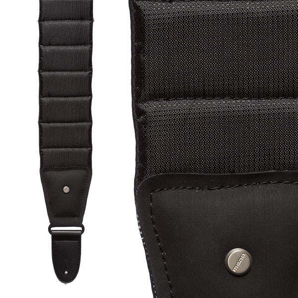 MONO M80-BTY-BLK-L Betty Guitar Strap (Long) Black