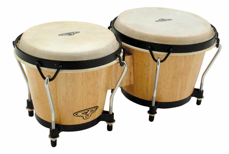 LP CP221-AW CP Traditional Bongos - Natural
