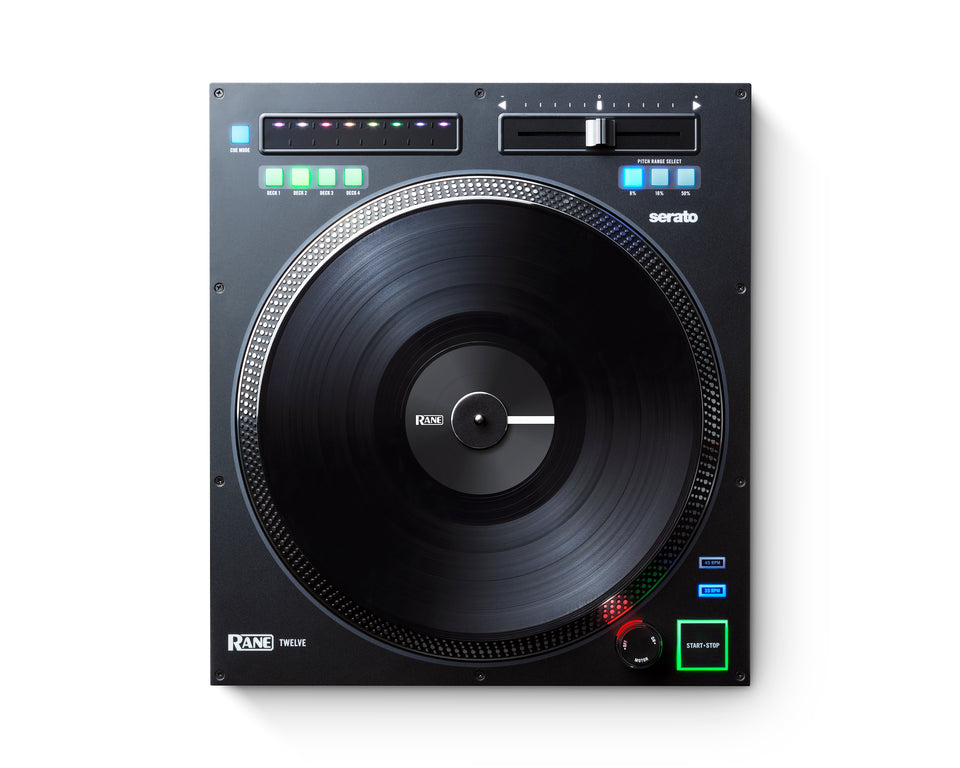 Rane TWELVE Motorized DJ Control System