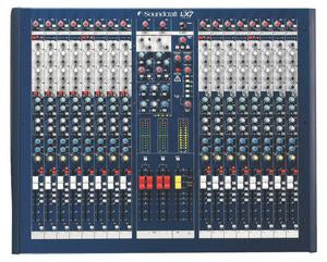 Soundcraft LX7ii 16 Console