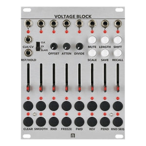 Malekko Voltage Block CV Sequencer Module