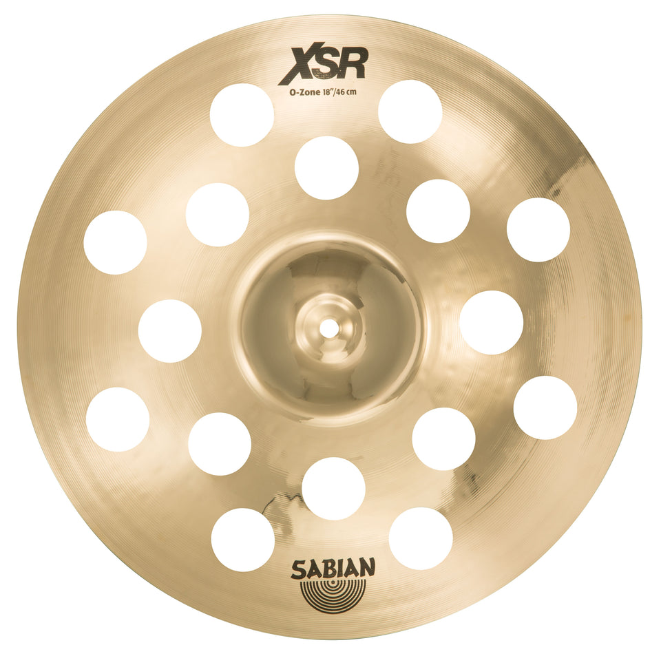 Sabian XSR O-Zone Crash Cymbal