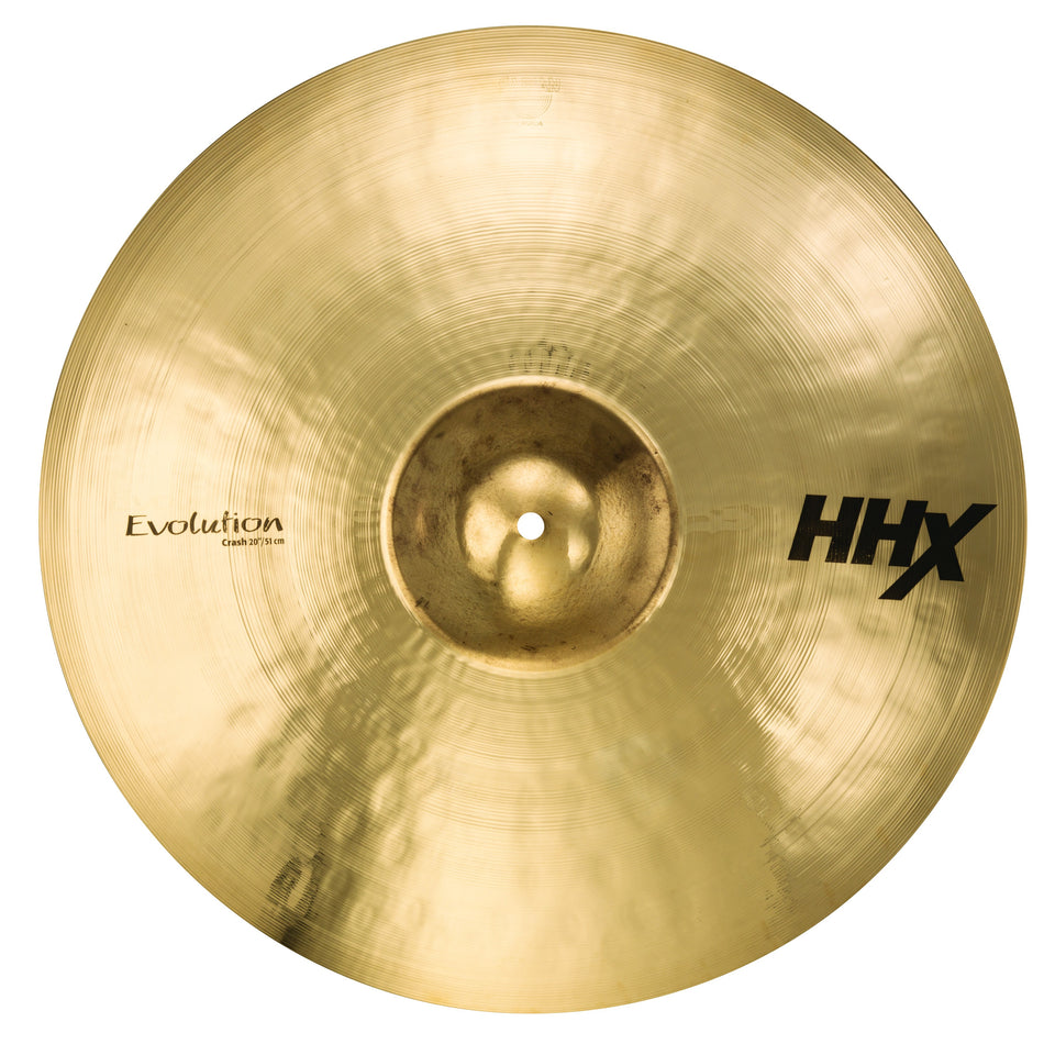 "Sabian 20"" HHX Evolution Crash Cymbal"